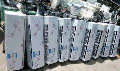 长春空调回收冷库设备回收