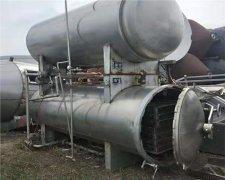 长春金属回收长春二手制冷机回收二手蒸发器回