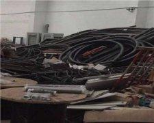 长春金属回收电揽电线回收
